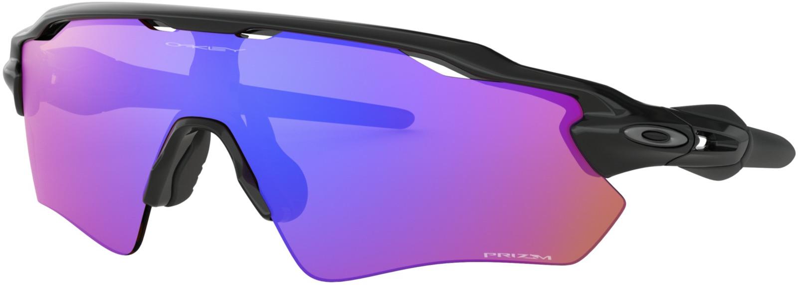 цена на Велосипедные очки Oakley Radar Ev Path Polished, цвет: черный