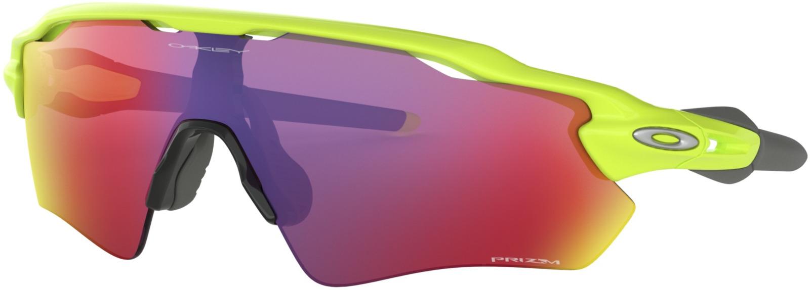 цена на Велосипедные очки Oakley Radar Ev Path Retina, цвет: оранжевый