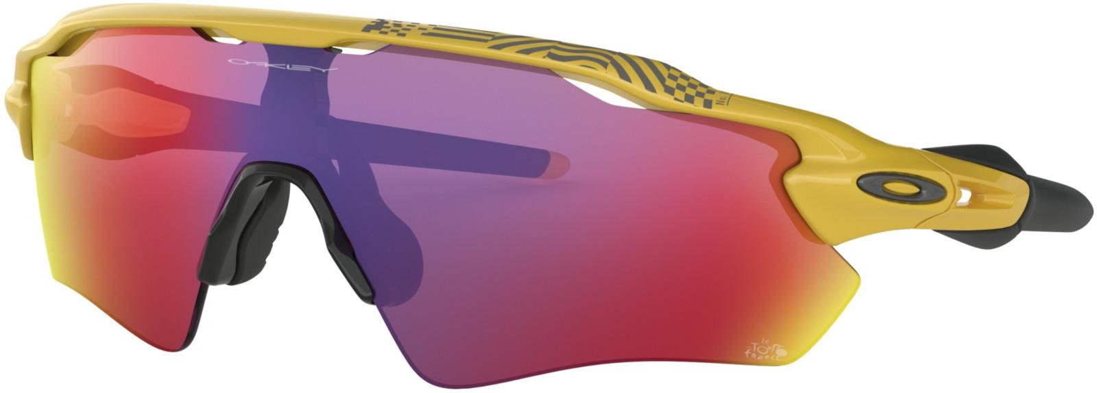 цена на Велосипедные очки Oakley Radar Ev Path, цвет: желтый