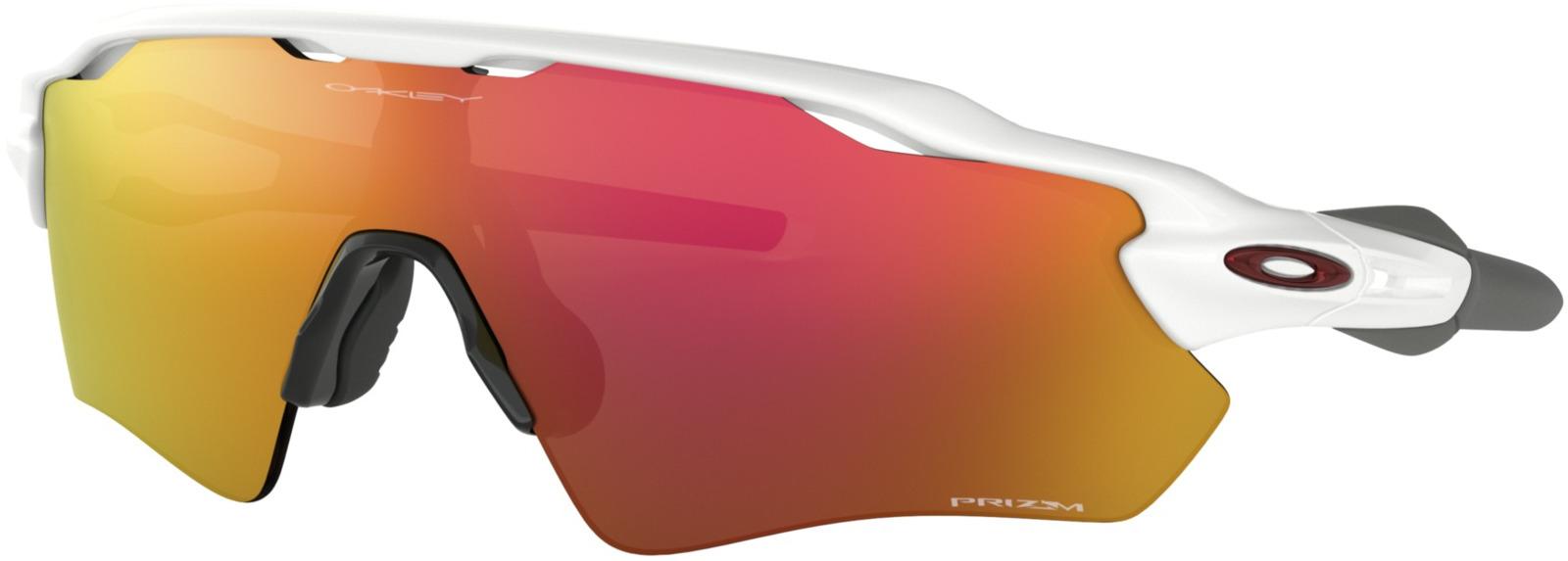 цена на Велосипедные очки Oakley Radar Ev Path Polished, цвет: белый