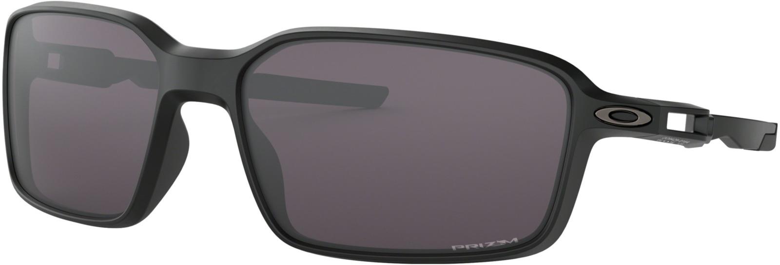 Велосипедные очки Oakley Siphon, цвет: черный, серый