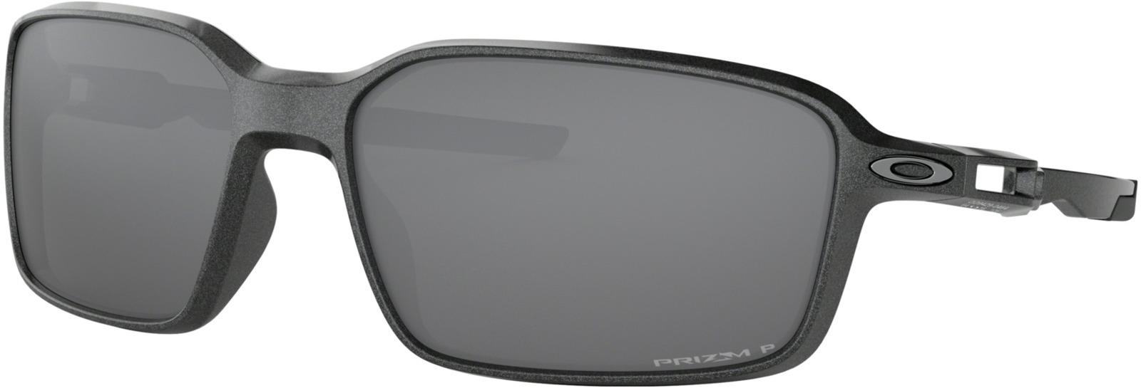 Велосипедные очки Oakley Siphon, цвет: серый, черный