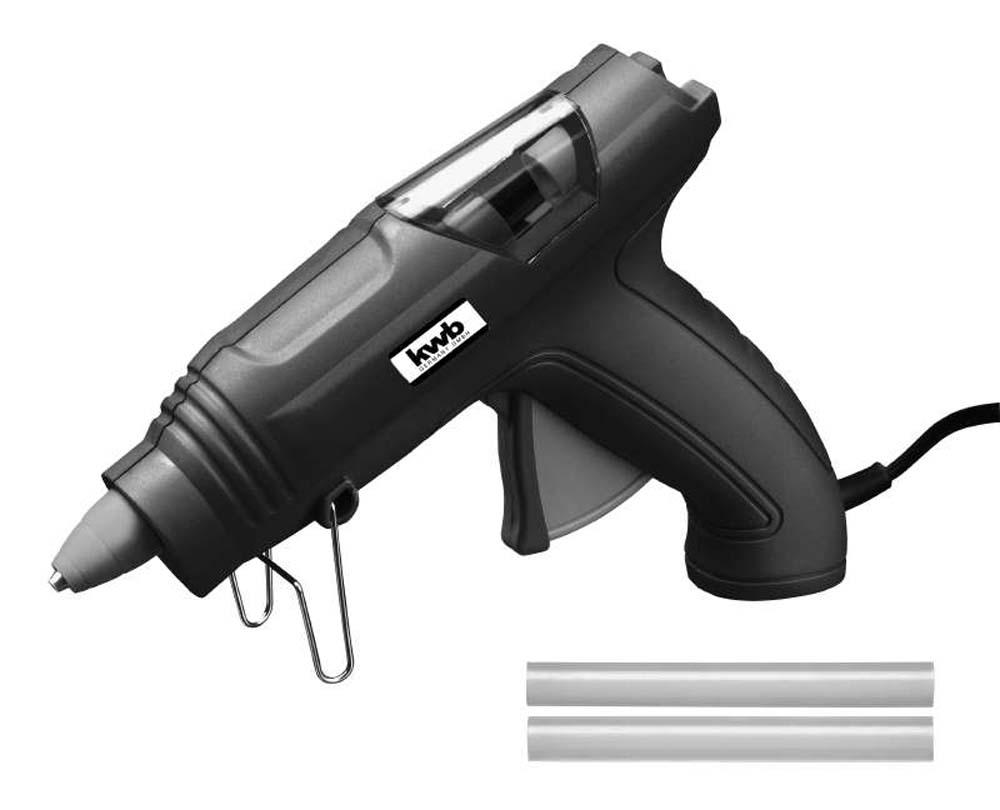 Пистолет клеевой Kwb, 70Вт, 11 мм клеевой пистолет kwb 5382 11