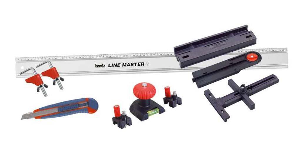 Набор инструментов Kwb Master, универсальный, 10 предметов цена