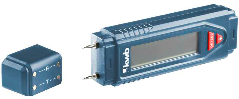 Влагомер-детектор Kwb влагомер kwb 0121 00 древесина стройматериалы