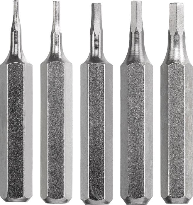 Kwb Micro Hex, 28 мм, размеры 0.7, 0.9, 1,5, 2, 5 шт насадки и кондитерские мешки 24 304