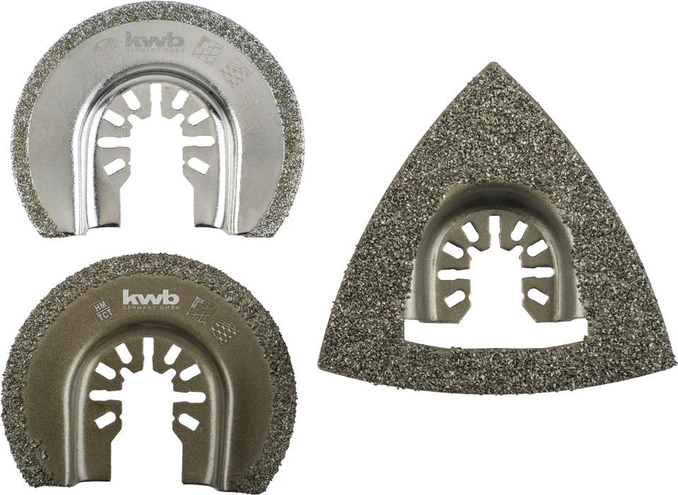Набор оснастки для МФУ Kwb, 3 шт набор оснастки kwb для pmf для керамики 3 предм