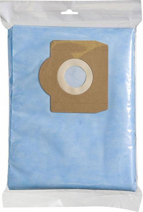 Мешок-пылесборник Einhell, для промышленных пылесосов, до 30 л, 5 шт аксессуары для пылесосов bissell комплект насадок из микрофибры