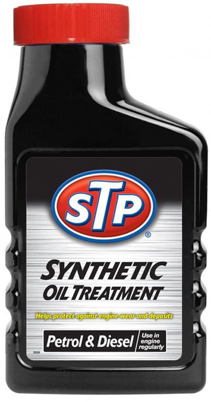 Обработка синтетического масла STP, 300 мл