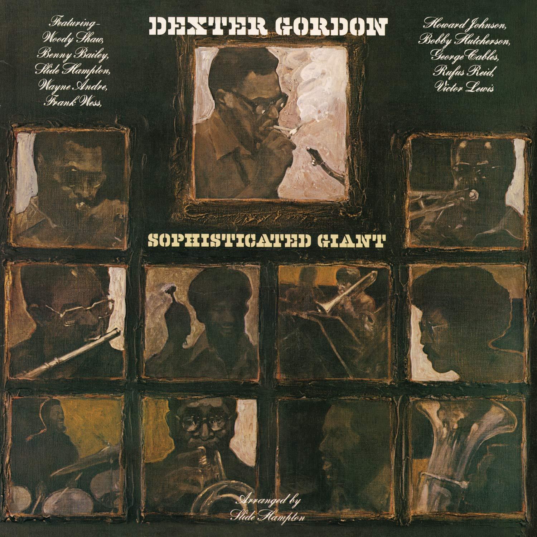 лучшая цена Декстер Гордон Dexter Gordon. Sophisticated Giant (LP)