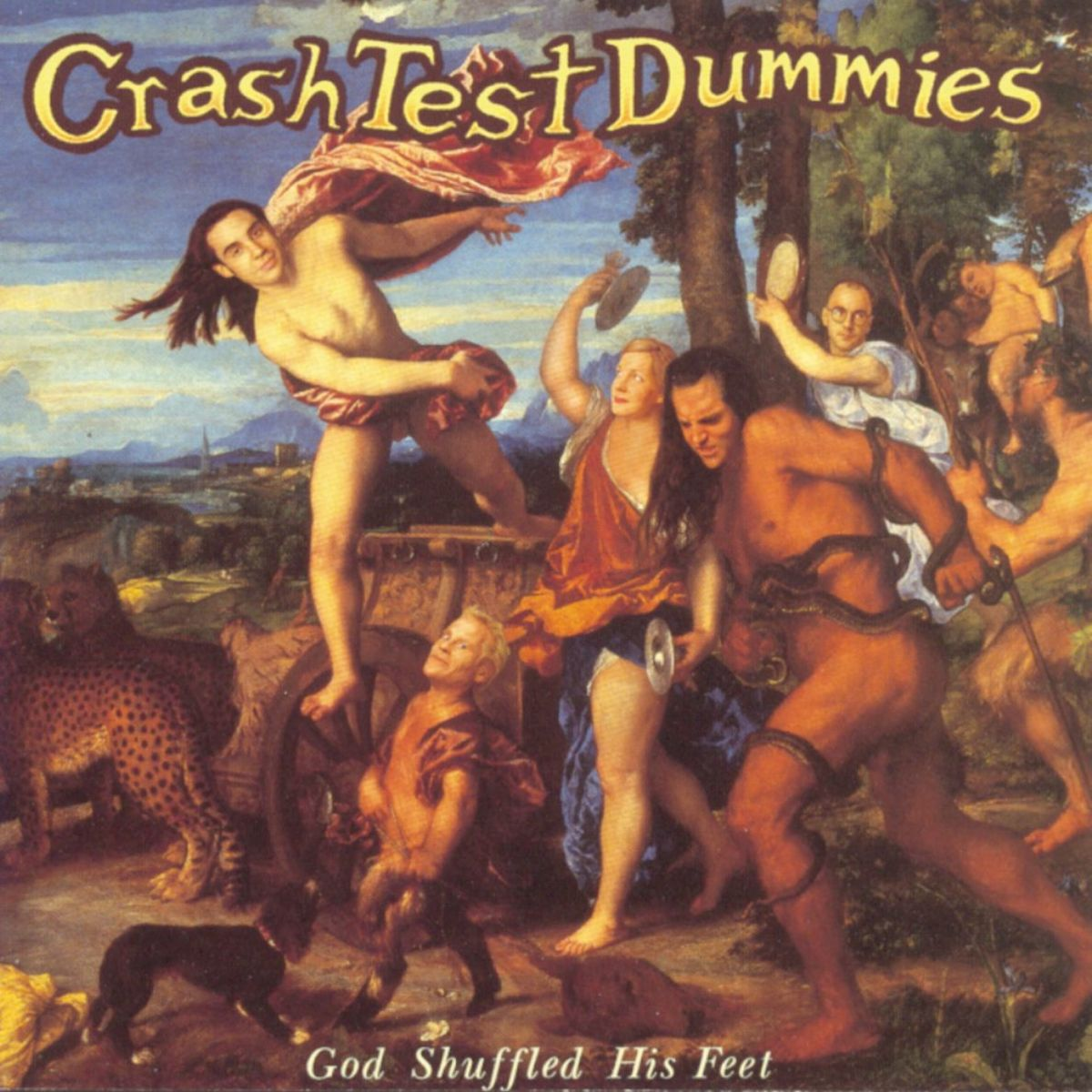 Crash Test Dummies Crash Test Dummies. God Shuffled His Feet. 25Th Anniversary (LP) crash test dummies crash test dummies oooh la la