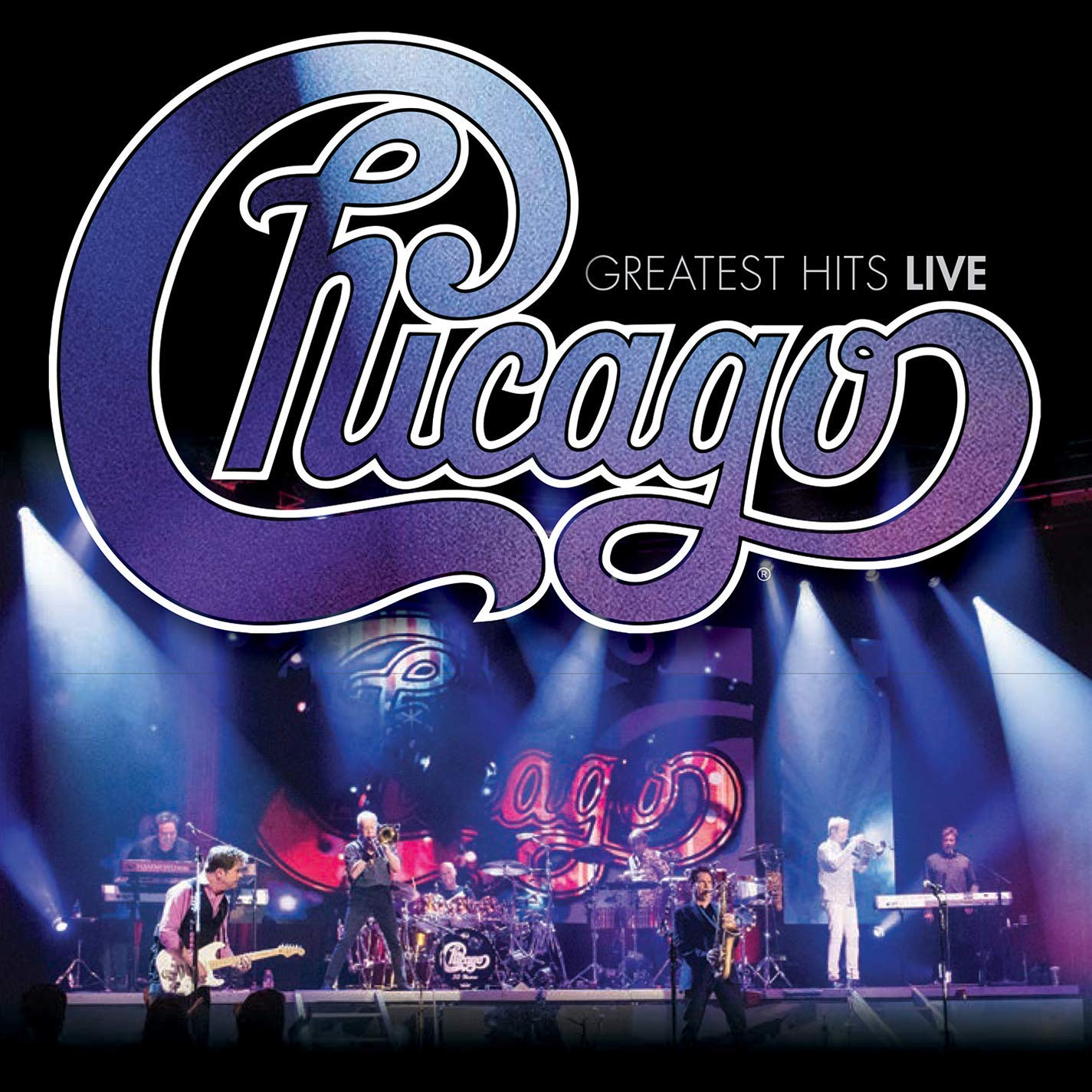 Chicago Chicago. Greatest Hits Live (CD + DVD) queen greatest hits cd