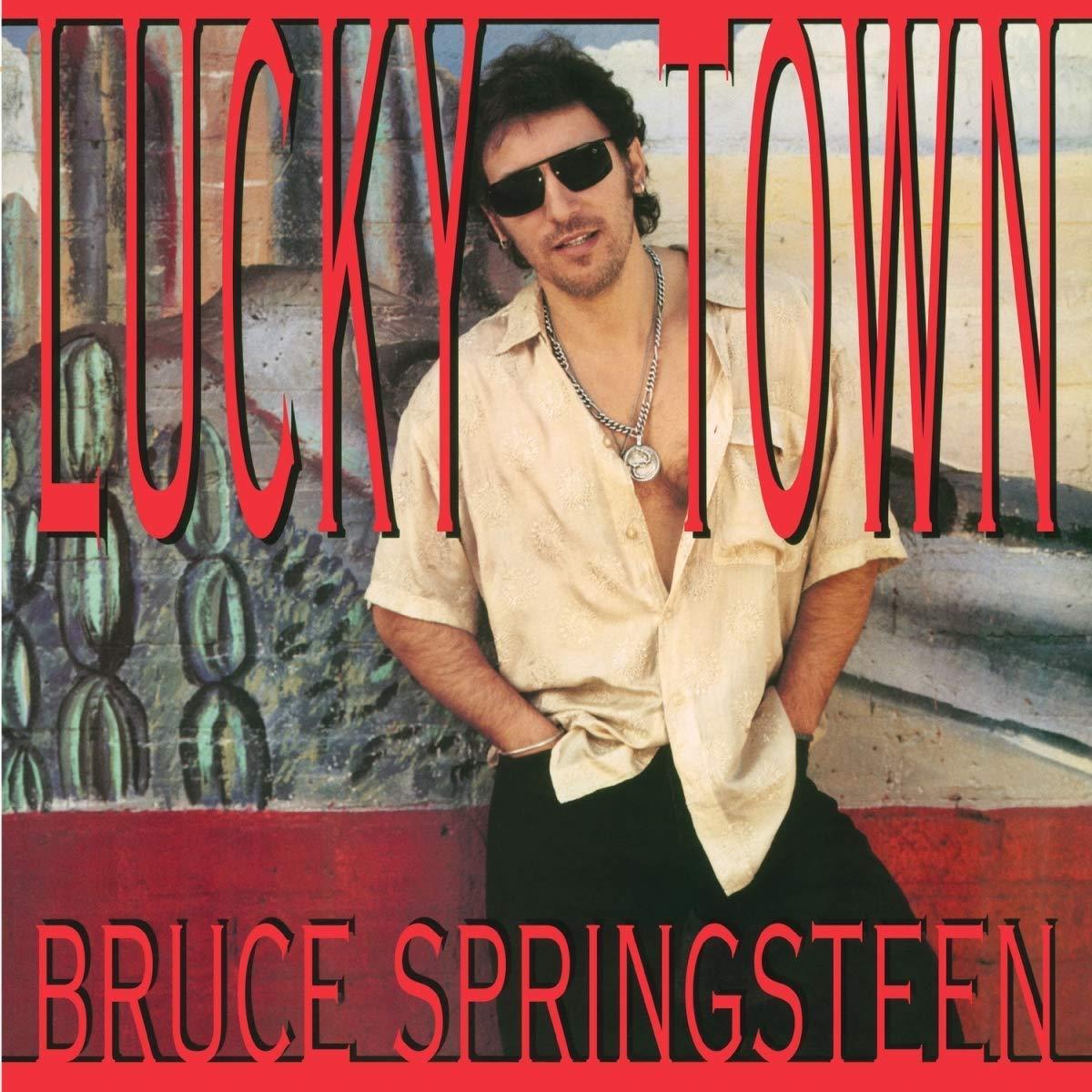 Брюс Спрингстин Bruce Springsteen. Lucky Town (LP) брюс спрингстин bruce springsteen born to run remastered