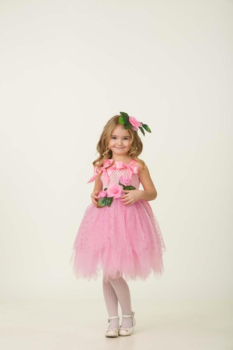 Карнавальный костюм Jeanees Набор сделай сам Дюймовочка, цвет: розовый. Размер: 26-49 тоня виатровски сделай свою книгу