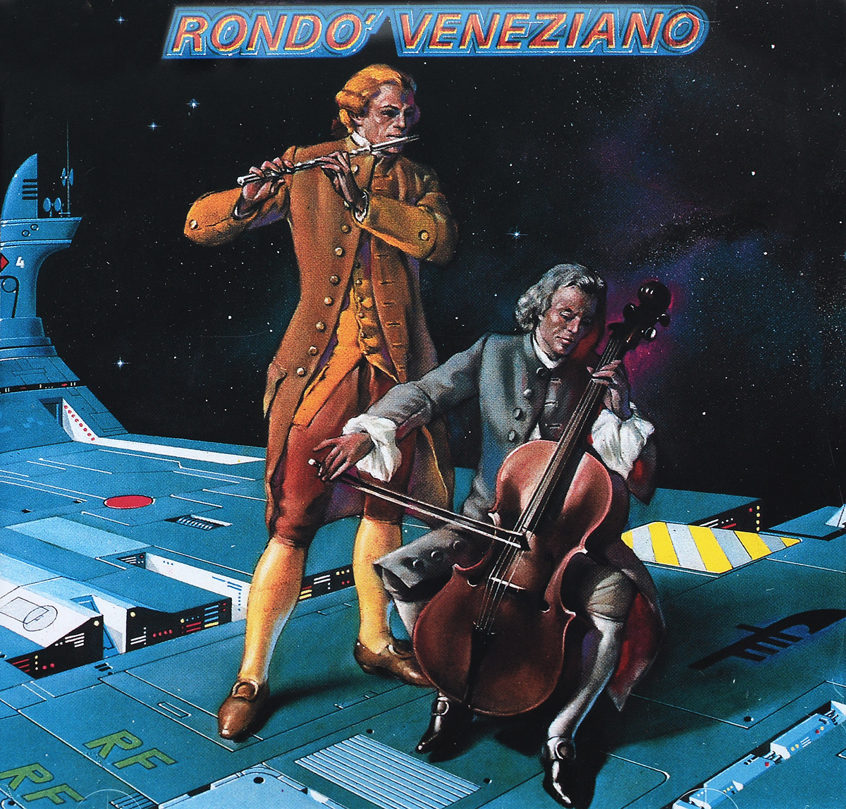 цена на Rondo Veneziano Rondo Veneziano. Rondo Veneziano