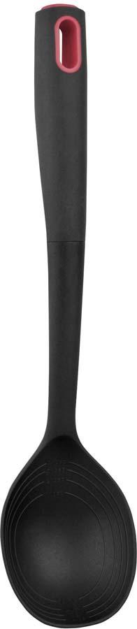 Ложка поварская Rondell Urban RD-616, цвет: черный rondell ложка поварская mocco