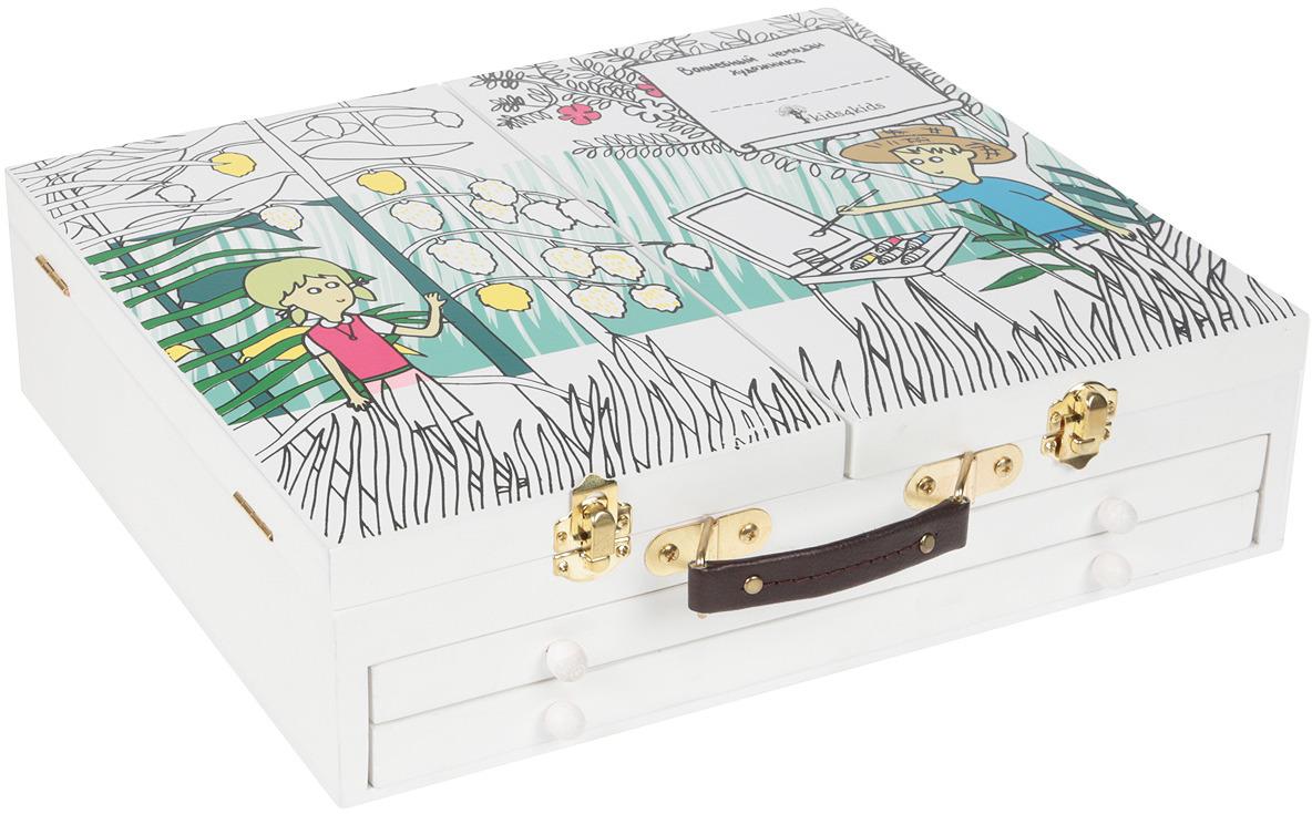 Kids4Kids Волшебный чемодан художника