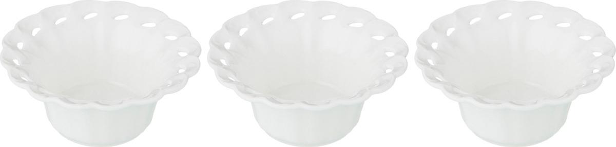 Набор розеток Lefard, диаметр 7,5 см, 3 шт. Y31000-9.5 набор форм для запекания home queen диаметр 18 5 см 3 шт