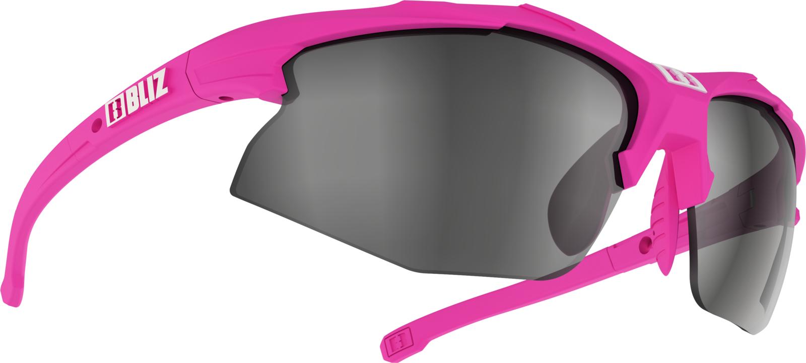 Очки спортивные Bliz Hybrid Smallface, для беговых лыж, велоспорта, цвет: розовый