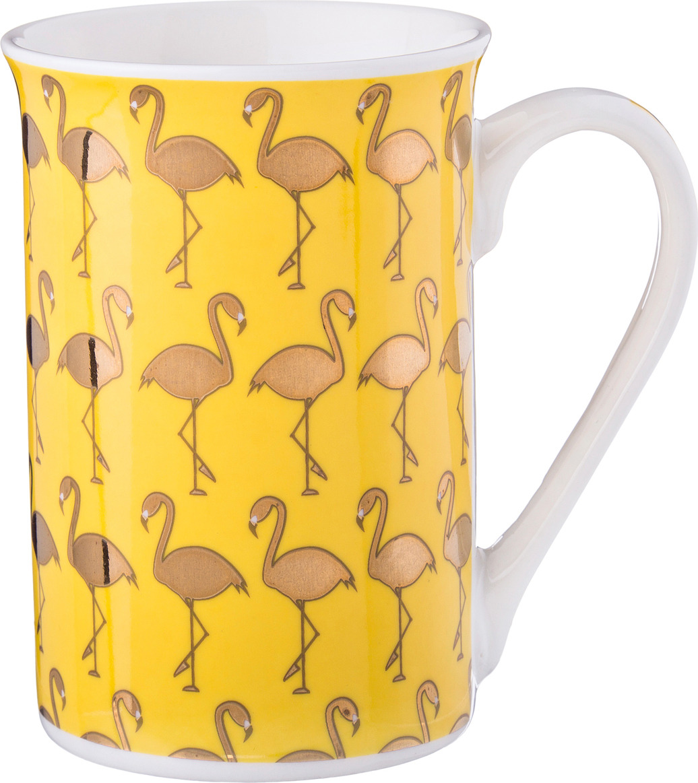Кружка Lefard Золотой фламинго, 250 мл. 356243 кружка lefard 153 707