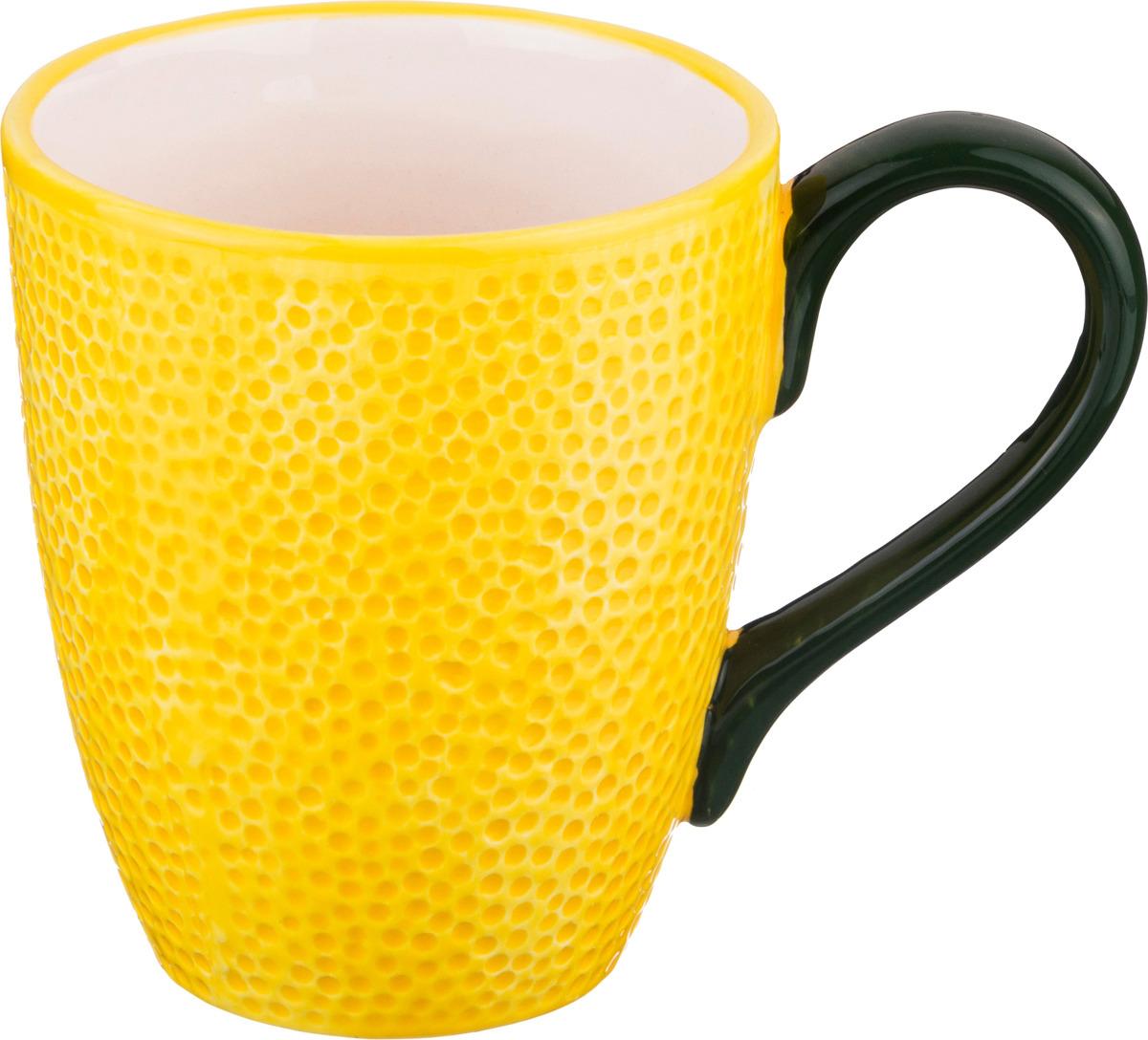 Кружка Lefard Лимон, 300 мл. C3556-940 кружка lefard 300 мл 274850