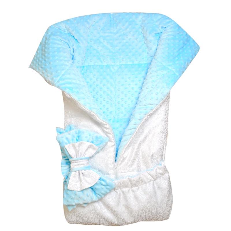 Одеяло-трансформер Голубой лед Dream Royal конверт одеяло red castle babynomade цвет серый голубой 082 152 возраст 4 9мес