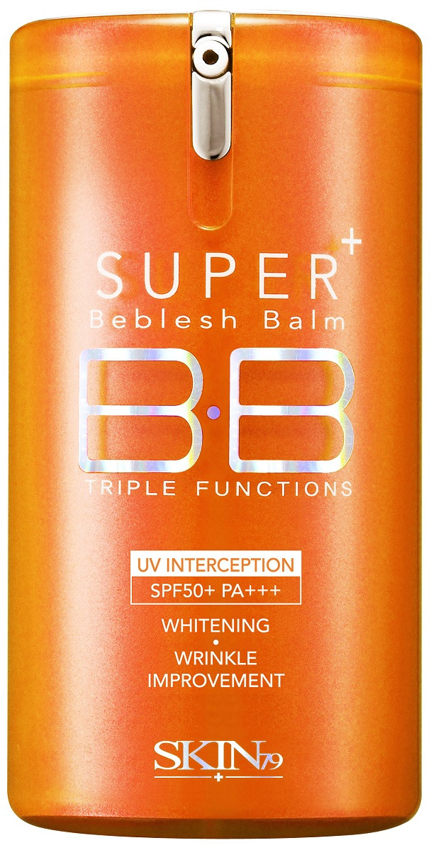 BB крем Skin79 Super Plus Beblesh Balm Triple Functions SPF50+ PA+++ Orange, 40 г цена