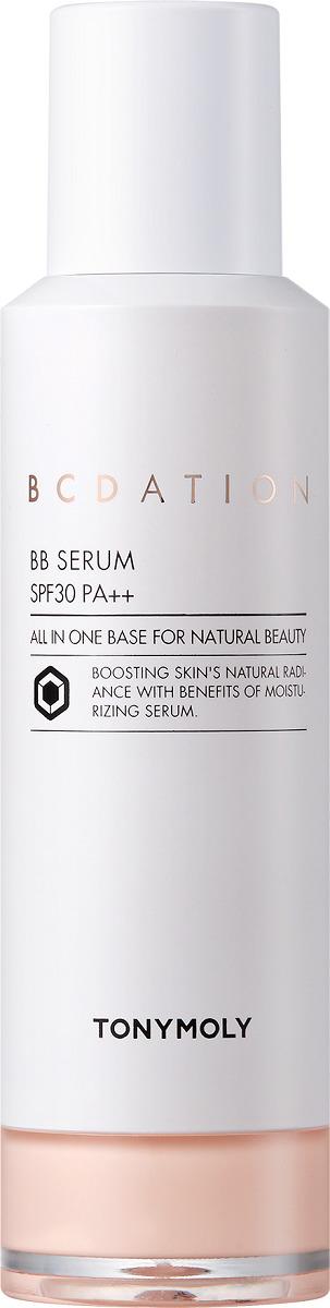 BB сыворотка Tony Moly BCDation BB Serum 02 Skin Beige, 40 г многофунциональное тональное средство tony moly bcdation plus
