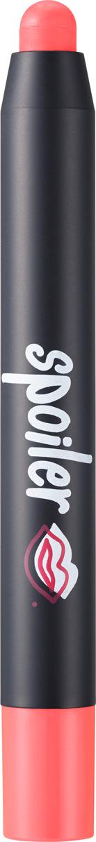 Карандаш-помада для губ Tony Moly Spoiler Sheer Matte Lip Pencil 2-4 Pink Melon