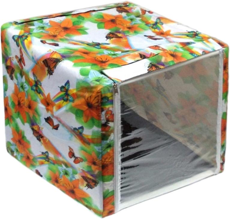 """Клетка выставочная, """"Лилии"""", 56х56х56см"""
