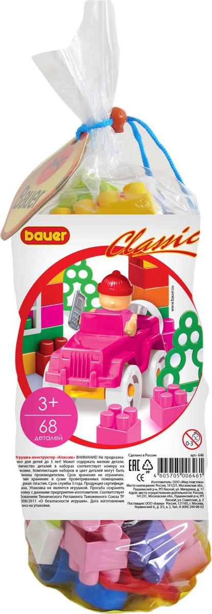 """Конструктор Bauer """"Classic 2 для девочек"""""""