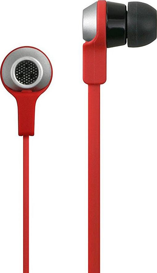 Cowon EM1, Red наушники наушники cowon iaudio em1 black