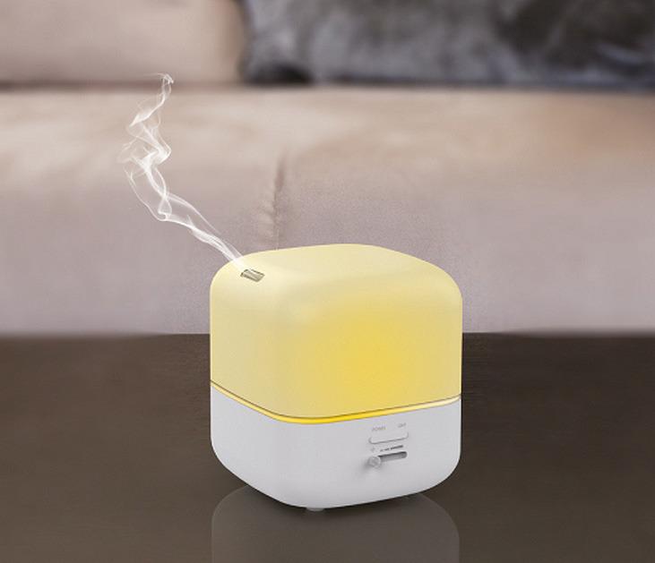 Ароматизатор-увлажнитель Ultransmit KW-049, цвет: белый