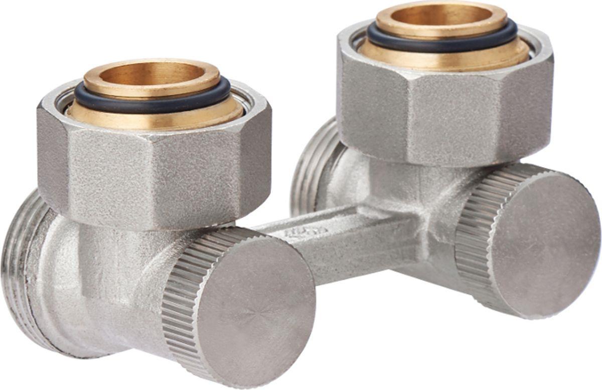 Узел Н-образный угловой MVI 3/4, для нижнего подключения радиатора, МР-У