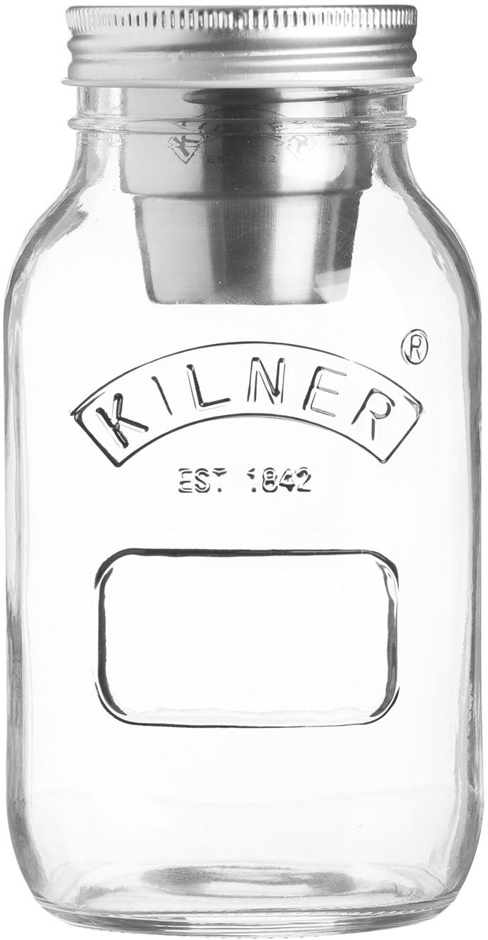 Банка для сыпучих продуктов Kilner, со стаканчиком, 1 л