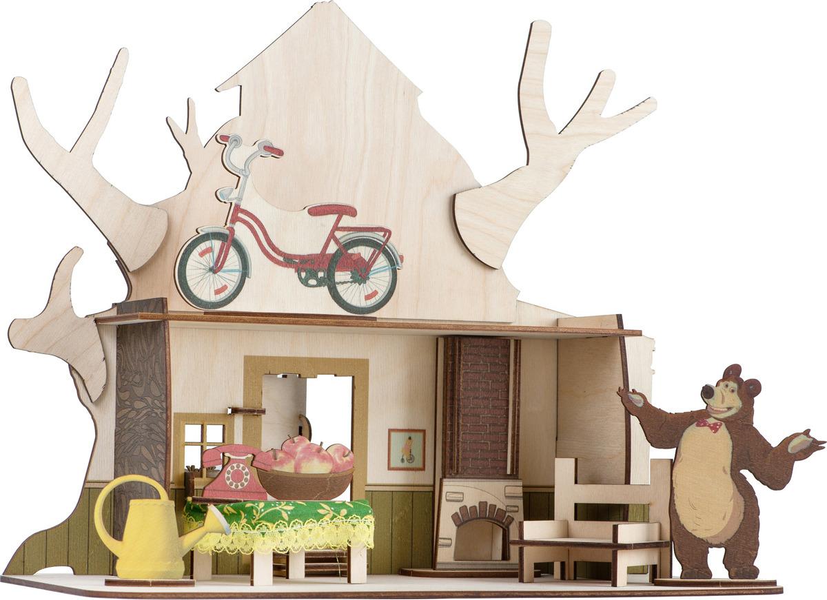 Дом для кукол Большо слон