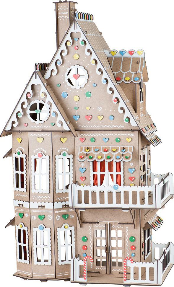 Дом для кукол Большой Слон Д-012