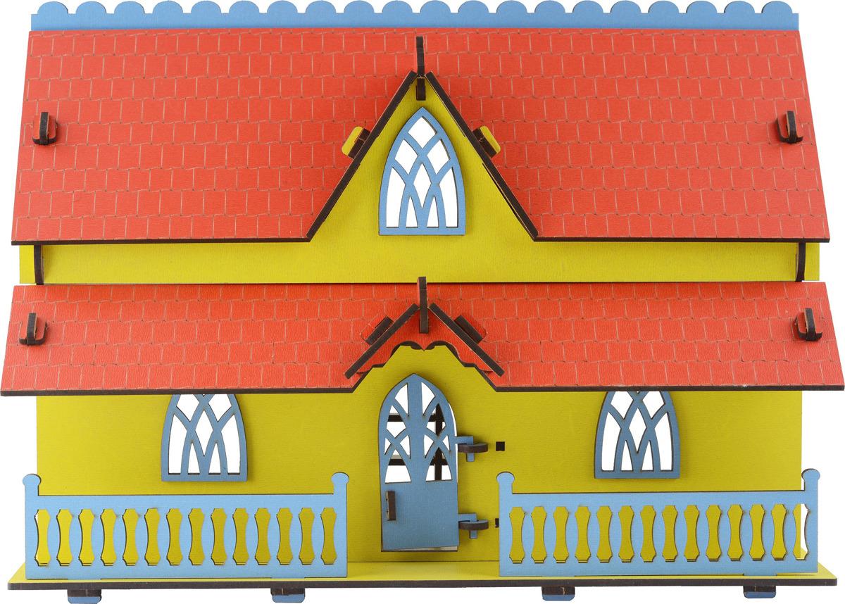 Дом для кукол Большой Слон Д-015 цена и фото