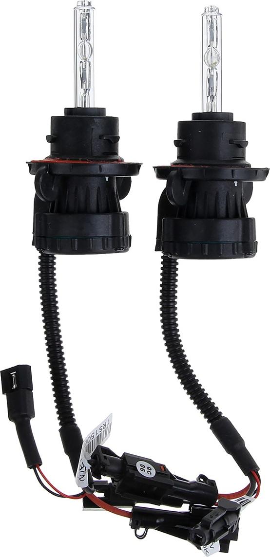 Комплект биксеноновых ламп Torso H13, для блоков AC, 12 В, 5000 К, 2 шт. 1059399