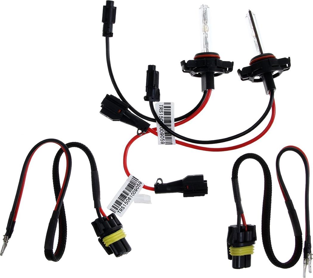 Комплект ксеноновых ламп Torso H16, для блоков DC, 12 В, 5000 К, 2 шт. 1059430