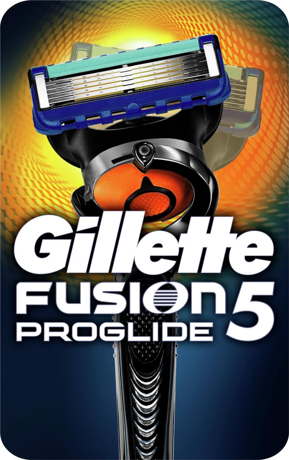Мужская Бритва Gillette Fusion5 ProGlide с Технологией FlexBall