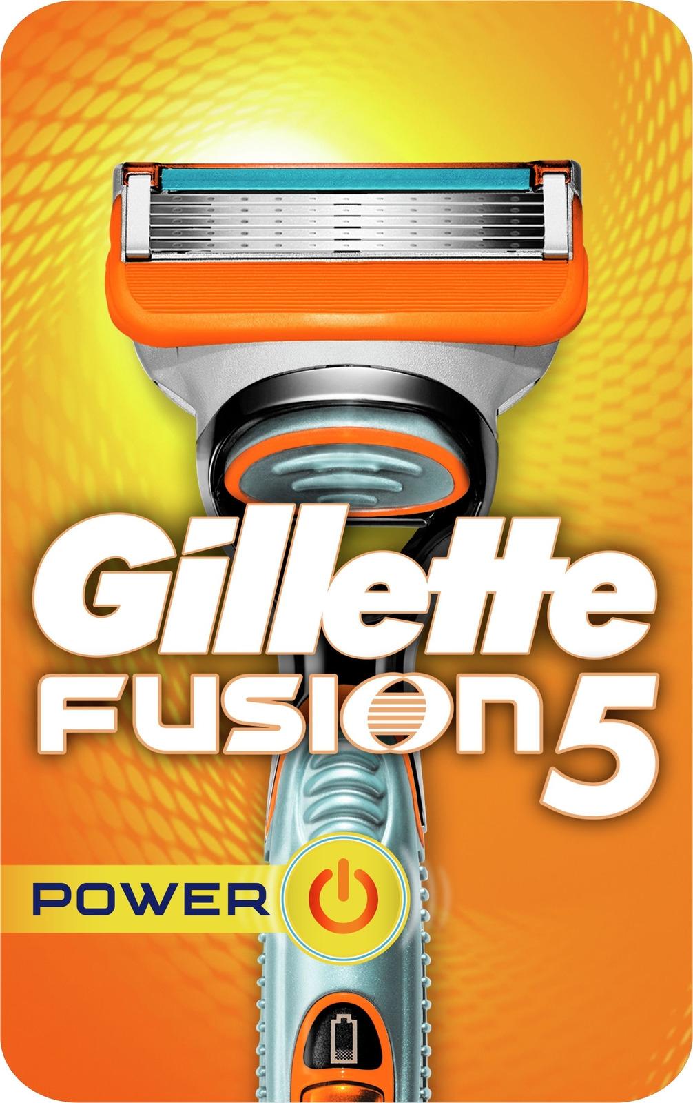 Мужская Бритва Gillette Fusion5 Power