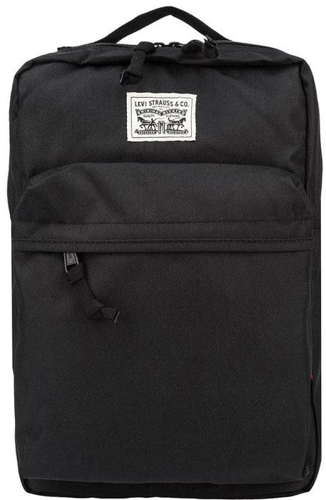 Рюкзак мужской Levi's®, цвет: черный. 3800401100 рюкзак мужской quiksilver everydaypostemb m eqybp03501 bng0 королевский синий