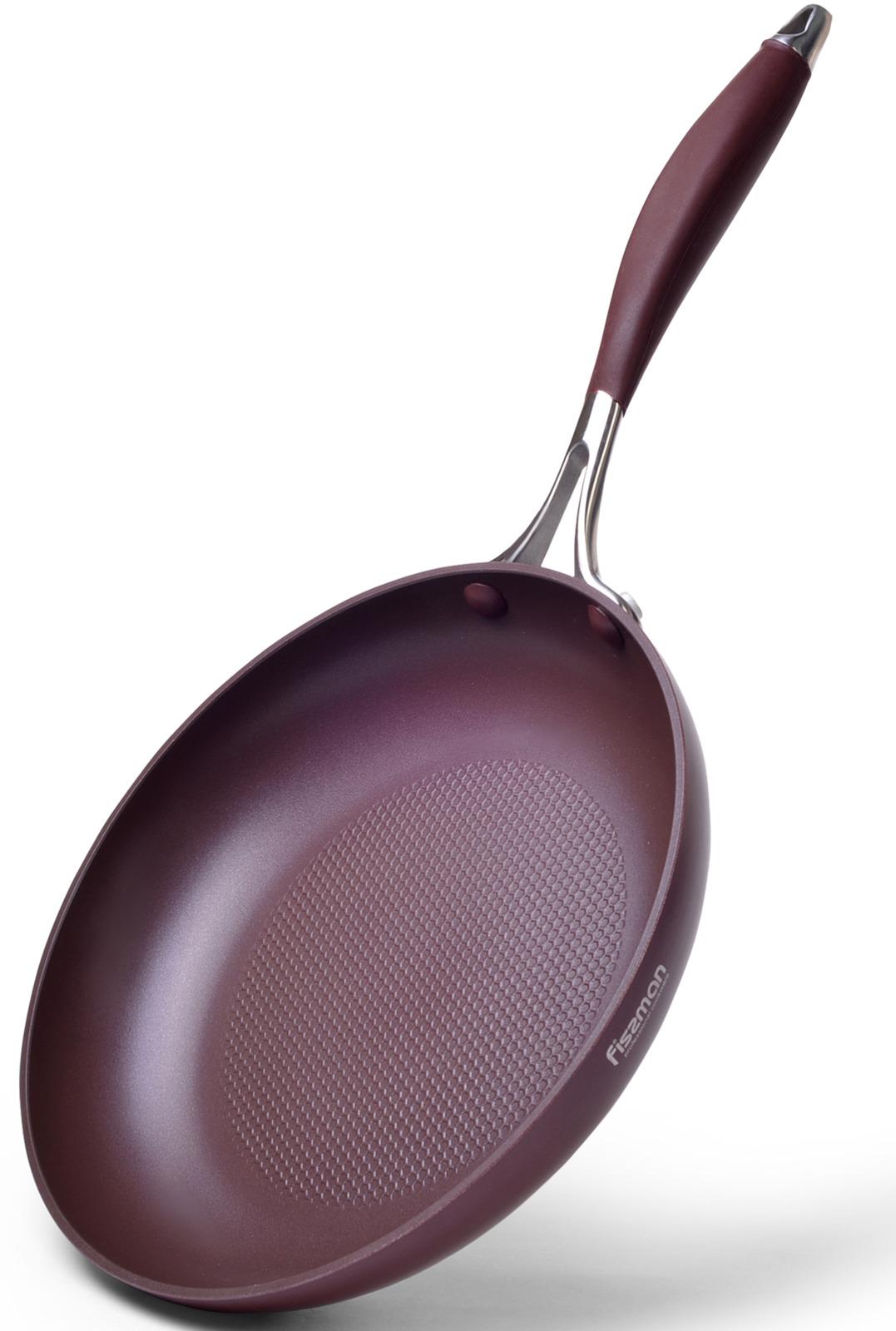 Сковорода Fissman Aventurine, с антипригарным покрытием. Диаметр 28 см сковорода fissman prestige с антипригарным покрытием диаметр 26 см