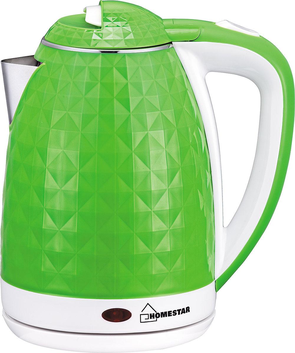 Электрический чайник HomeStar HS-1015 электрический чайник homestar hs 1010 green
