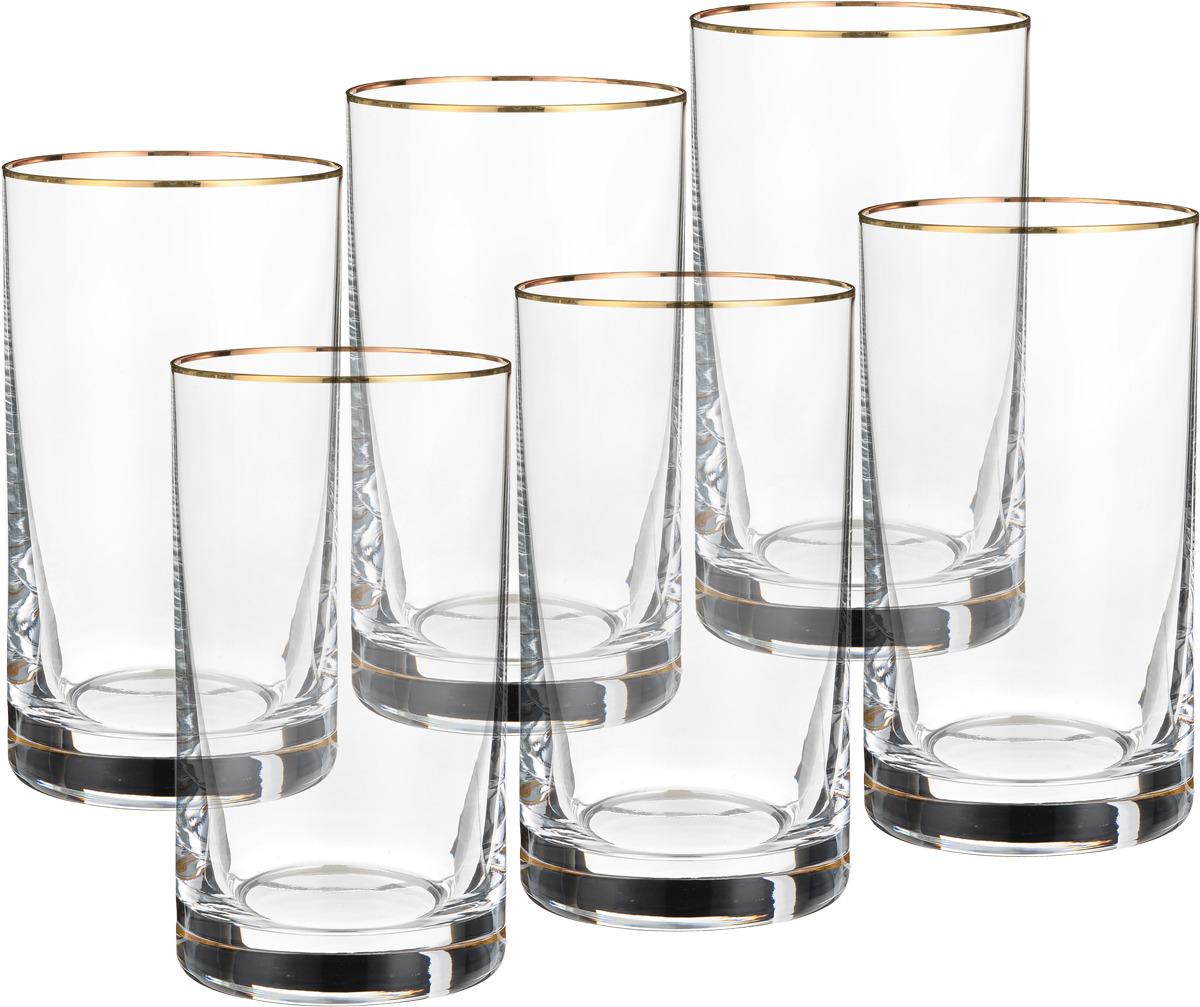 Набор стаканов для воды Bohemia Crystal Barline, 230 мл, 6 штБКС0208Изделия из Чешского стекла высоко ценятся так как обладают особым шармом благодаря тонкой работе и совершенному дизайну. Чешское стекло обладает гораздо лучшими эксплуатационными и эстетическими свойствами, чем любое другое. Оно более блестящее, более прозрачное и одновременно более прочное.Изысканные переливы, игра света, красота и изящные формы изделий не перестают поражать своим великолепием.Любое изделие из Чешского стекла станет изысканным подарком к празднику или торжественному событию.Красота и роскошь изделия непременно будут оценены по достоинству.