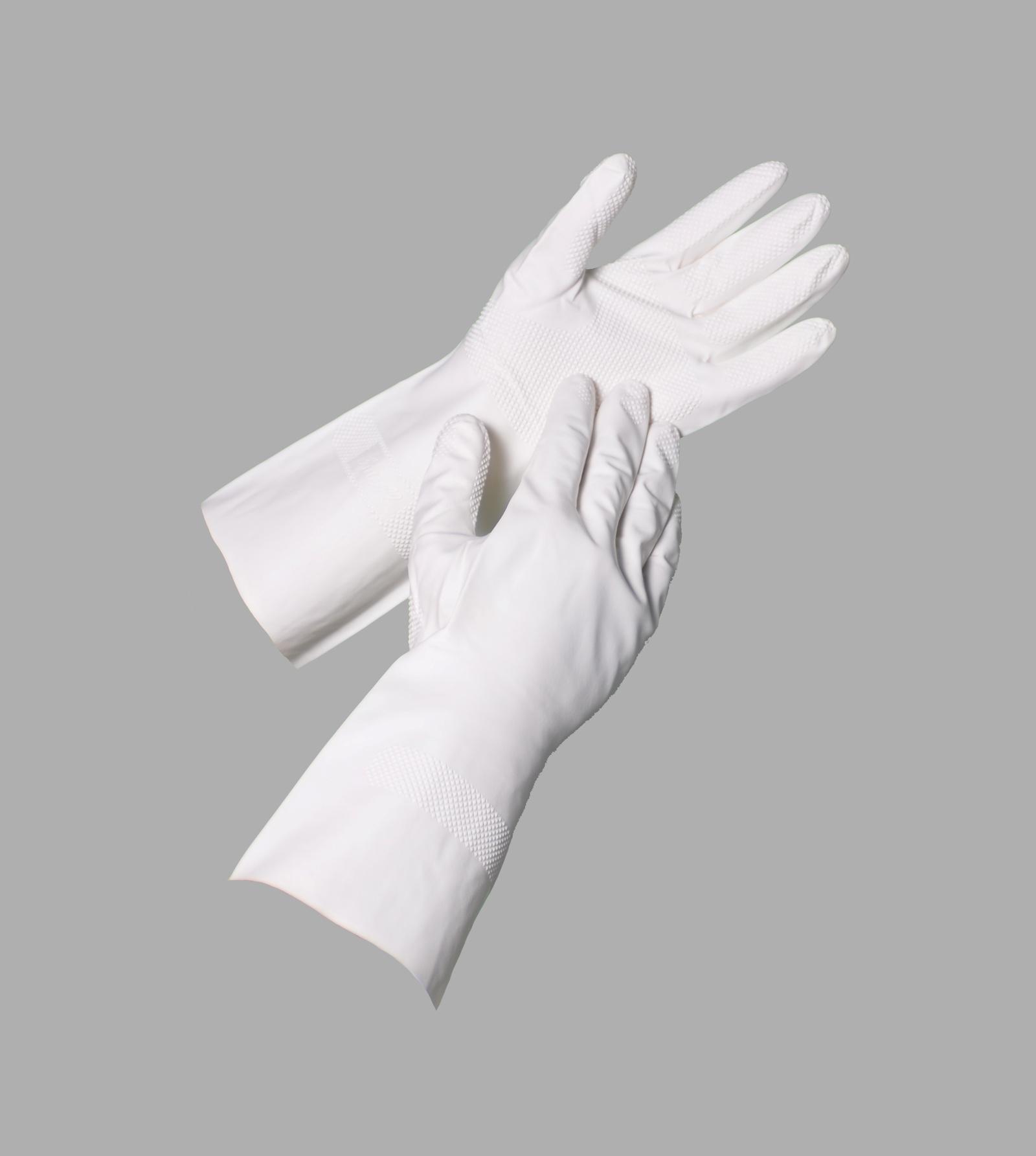 Перчатки защитные True Glove Safe protection, белый цена