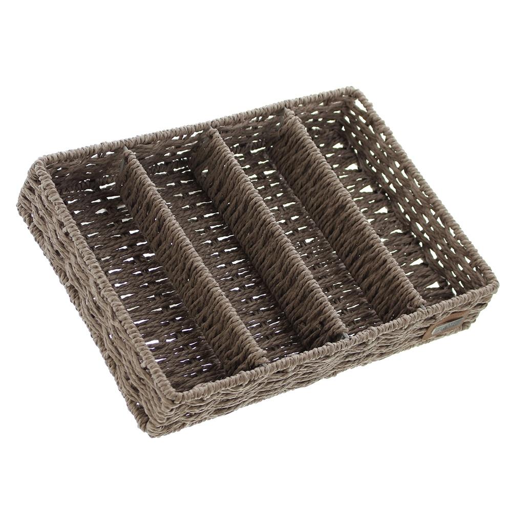 Корзина-поднос для столовых приборов Хит-декор