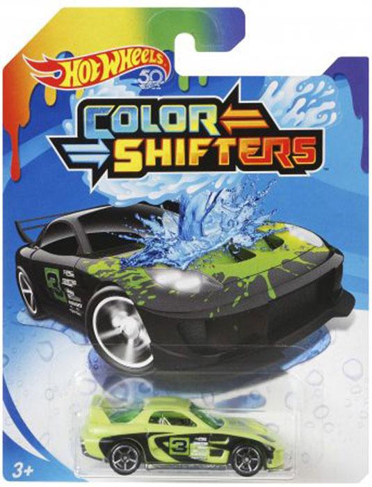 Машинка Hot Wheels Color Shifters 24 Seven, BHR15, в ассортименте позина и ред hot wheels на старт внимание марш 30 объемных наклеек постер