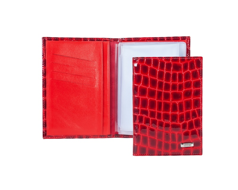 Бумажник водителя Tirelli, цвет: красный. 15-305-14-005-2 цены